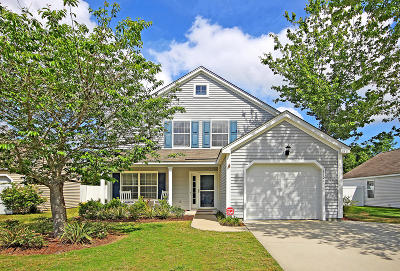 Charleston Single Family Home For Sale: 1104 Waters Inlet Circle