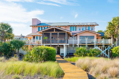 Isle Of Palms SC Single Family Home For Sale: $3,400,000