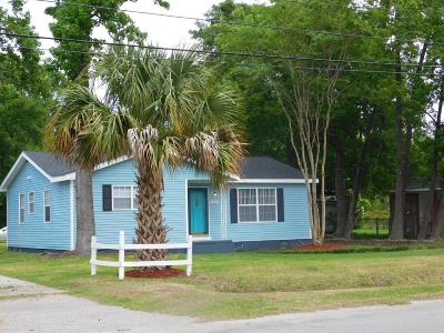 North Charleston Single Family Home For Sale: 2666 Leeds Avenue