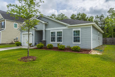 Ladson Single Family Home Contingent: 9673 Spencer Woods Road