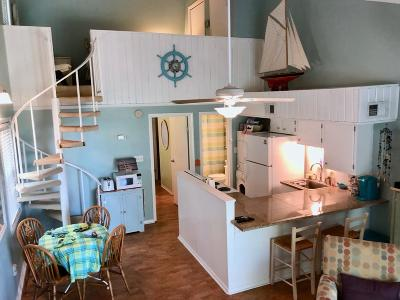 Edisto Island SC Attached For Sale: $124,900