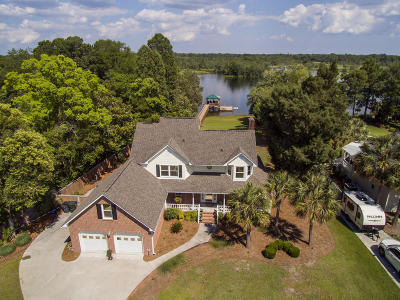 Moncks Corner Single Family Home Contingent: 1624 Dennis Boulevard