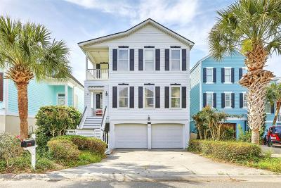 Isle Of Palms Single Family Home For Sale: 43 Morgans Cove Drive