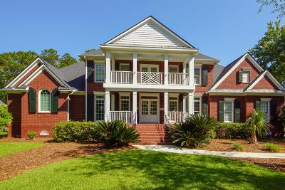 Single Family Home For Sale: 3656 Colonel Vanderhorst Circle