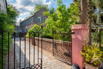 Single Family Home For Sale: 3 Legare Street