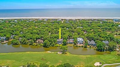 Isle Of Palms Single Family Home For Sale: 18 Edgewater Alley