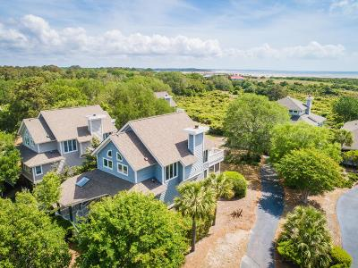 Seabrook Island Single Family Home For Sale: 2248 Rolling Dune