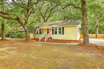 Ladson Single Family Home Contingent: 9652 Jamison Road