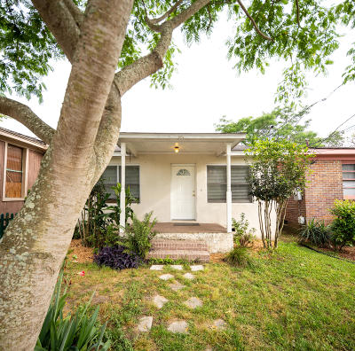 Charleston Single Family Home For Sale: 2305 Delano Street