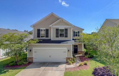 Moncks Corner Single Family Home For Sale: 302 Oglethorpe Circle