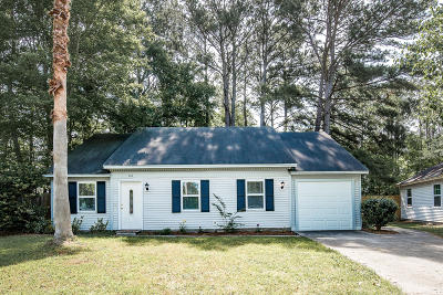 Goose Creek Single Family Home Contingent: 238 Alston Circle