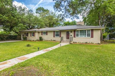 Single Family Home For Sale: 22 Tarleton Drive