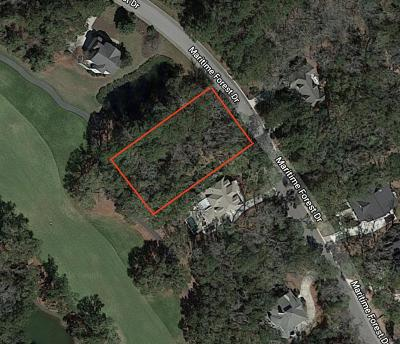 Residential Lots & Land For Sale: 2947 Maritime Forest Drive