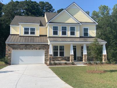 Summerville Single Family Home Contingent: 126 True Grit Way