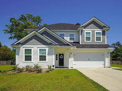 Goose Creek Single Family Home For Sale: 202 Samantha Way