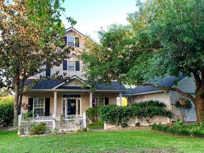Summerville Single Family Home Contingent: 123 Jupiter Lane