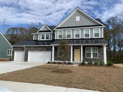 Summerville Single Family Home Contingent: 118 True Grit Way