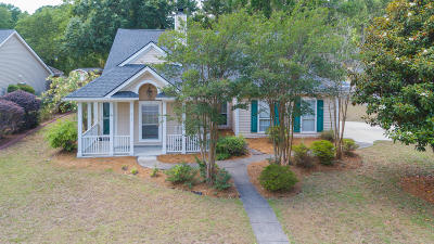 Mount Pleasant Single Family Home For Sale: 616 Antebellum Lane