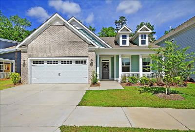 Summerville Single Family Home For Sale: 319 Weston Hall Drive