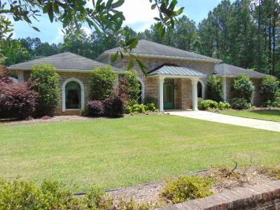 Moncks Corner Single Family Home Contingent: 141 Old Savannah Court