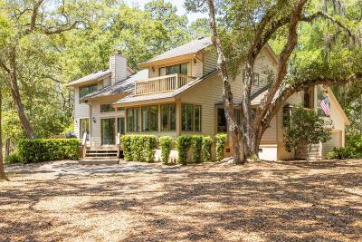 Seabrook Island Single Family Home For Sale: 2425 Andell Way