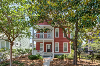 North Charleston Single Family Home For Sale: 5161 E Liberty Park Circle