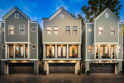 Single Family Home For Sale: 373 Huger Street #H