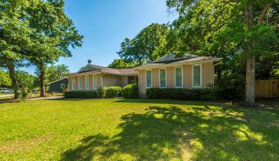 Mount Pleasant Single Family Home Contingent: 809 O'sullivan Drive