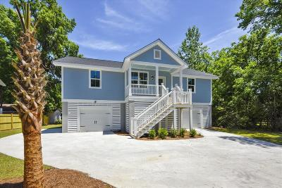 Charleston County Single Family Home Contingent: 710 Riverland Drive