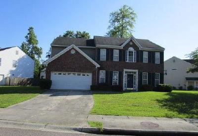 Wescott Plantation Single Family Home For Sale: 9341 S Moreto Circle