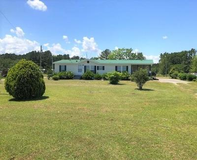 Mobile/Manufactured For Sale: 808 Antioch Road