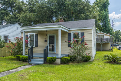 North Charleston Single Family Home For Sale: 4616 Durant Avenue