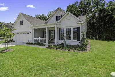 Summerville Single Family Home For Sale: 1176 Old Field Drive