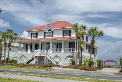 Edisto Beach Single Family Home For Sale: 3746 Docksite Road