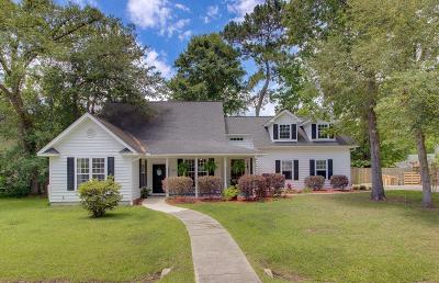 Charleston Single Family Home For Sale: 803 Bunkhouse Drive