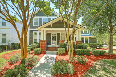 Charleston Single Family Home For Sale: 2217 Daniel Island Drive