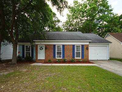 Goose Creek Single Family Home Contingent: 252 Alston Circle