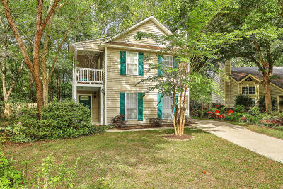 Mount Pleasant Single Family Home Contingent: 1962 Blythewood Court
