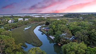 Charleston Single Family Home Contingent: 662 Port Circle