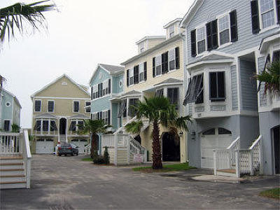 Charleston County Attached For Sale: 93 W 2nd Street