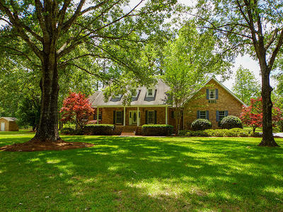 Summerville Single Family Home For Sale: 158 Old Winter Road