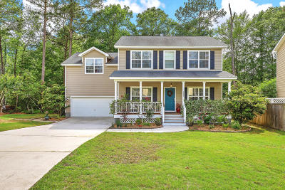 Hanahan Single Family Home For Sale: 1007 Steelechase Lane