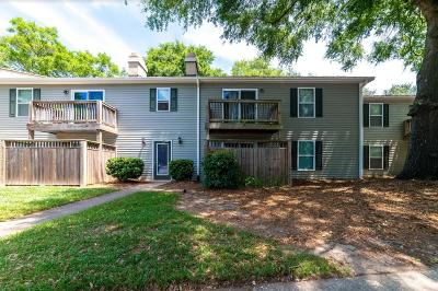 Charleston County Attached For Sale: 1402 Camp Road #12e
