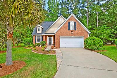 Legend Oaks Plantation Single Family Home For Sale: 617 Fairway Forest Drive