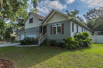 Charleston Single Family Home For Sale: 682 Edentree Place