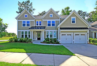 Summerville Single Family Home For Sale: 201 Weston Hall Drive