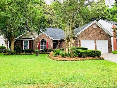 North Charleston Single Family Home Contingent: 5417 Greggs Landing Dr