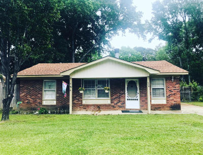 Summerville Single Family Home For Sale: 558 Orangeburg Road