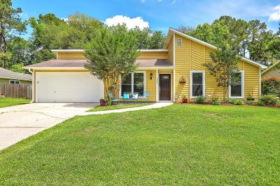Summerville Single Family Home Contingent: 233 Jasmine Drive