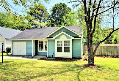Single Family Home For Sale: 2659 Lake Myrtle Drive
